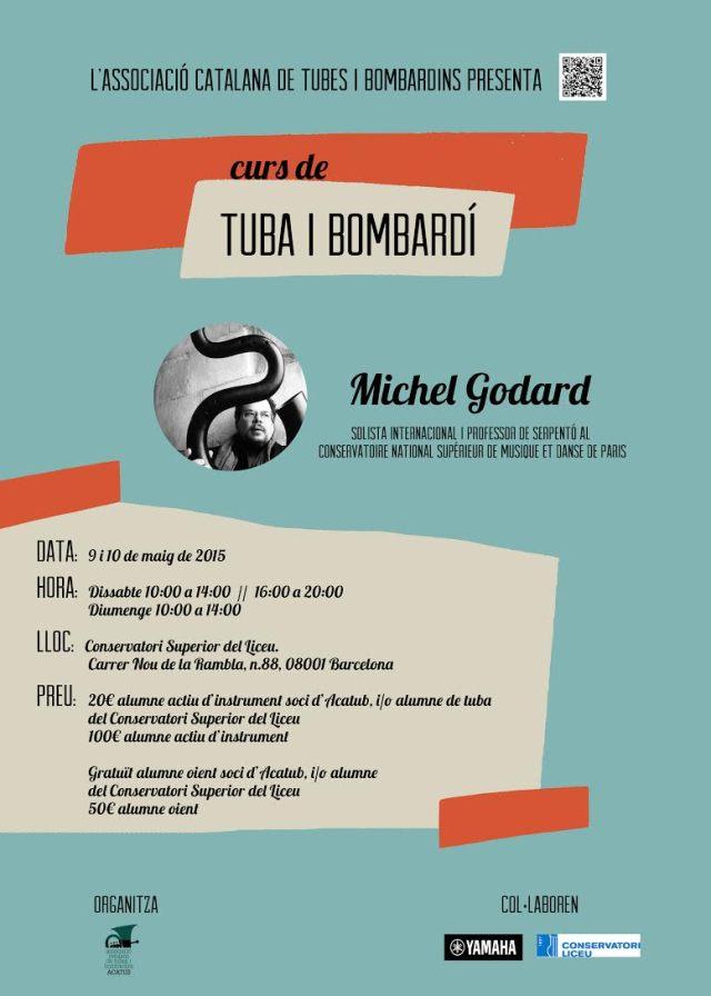 Curso Michel Godard